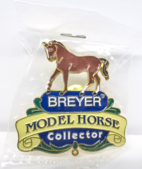 Lapel Pin - 2002, Breyer Model Horse Collector w/ Big Ben