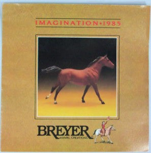 1985 Breyer Box Brochure
