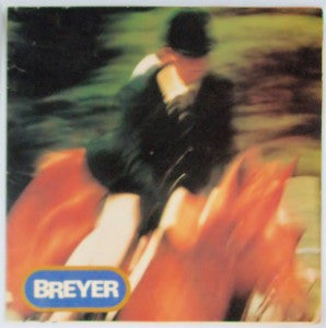 1986 Breyer Box Brochure