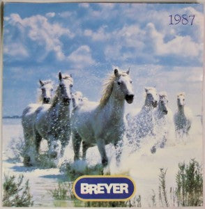 1987 Breyer Box Brochure