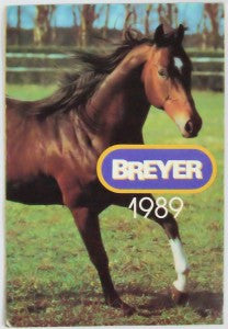 1989 Breyer Box Brochure