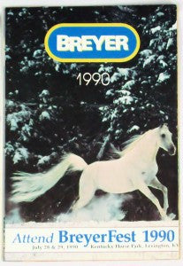 1990 Breyer Box Brochure