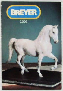 1991 Breyer Box Brochure