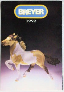 1992 Breyer Box Brochure - triple-mountain