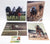 Secretariat Fan Special Set!  Ltd Ed Matted Artist Print, 4 Photos, and Jockey Card