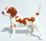 Beagle, Red & White Spotted from Popular Dog Two-Piece Gift Set - triple-mountain