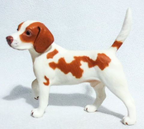 Beagle, Red & White Spotted from Popular Dog Two-Piece Gift Set
