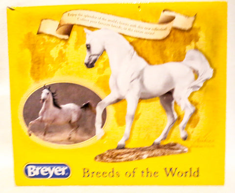 Arabian, Breeds of the World Series w/Box