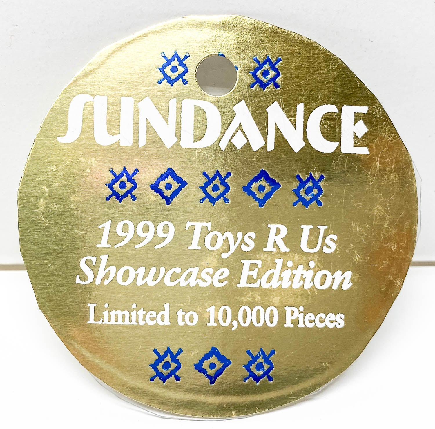 Box Sticker: Indian Pony ~ Sundance
