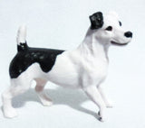 Jack Russell Terrier, Black & White - Popular Small Dog Three-Piece Gift Set
