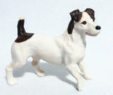 Jack Russell Terrier, Chocolate & White - Dog House Gift Set (Original version)