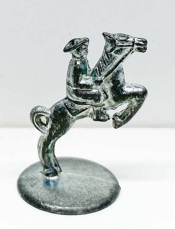 Monopoly Token ~ Horse and Rider - 1975 Edition
