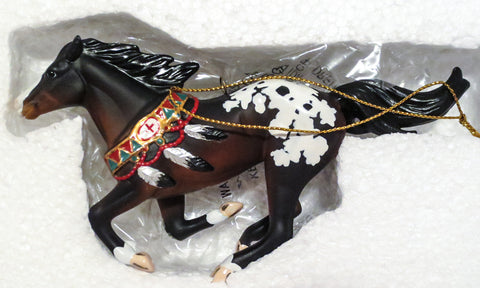 2007 Beautiful Breeds Christmas Ornament, Appaloosa