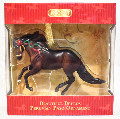 2012 Beautiful Breeds Christmas Ornament, Peruvian Paso