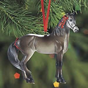 2010 Beautiful Breeds Christmas Ornament, Welsh Pony NRFB