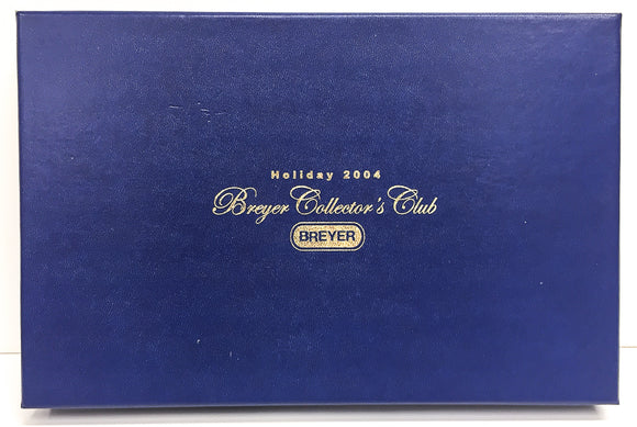 Box - Stablemate Collector's Club Holiday Set 2004