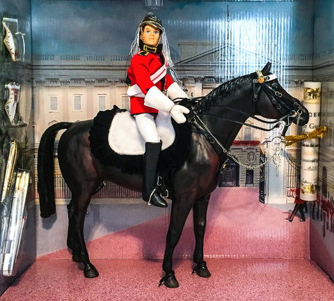 Trakehner, The Life Guards of the Queen's Household Cavalry