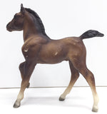 Andalusian Foal, Sorrel - triple-mountain