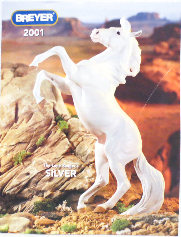 2001 Breyer Box Brochure
