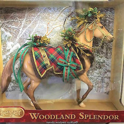 Lonesome Glory ~ Woodland Splendor, 2016 Holiday Horse