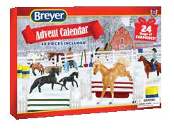 2021 Breyer Advent Calendar - ADVANCE SALE