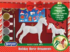 2021 Paint Your Horse Ornament Craft Kit - ADVANCE SALE