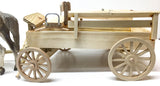 Delivery Wagon, Handcrafted by Papa's Wagonry