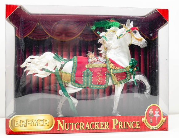 2009 Holiday Horse - Huckleberry Bey ~ The Nutcracker Prince