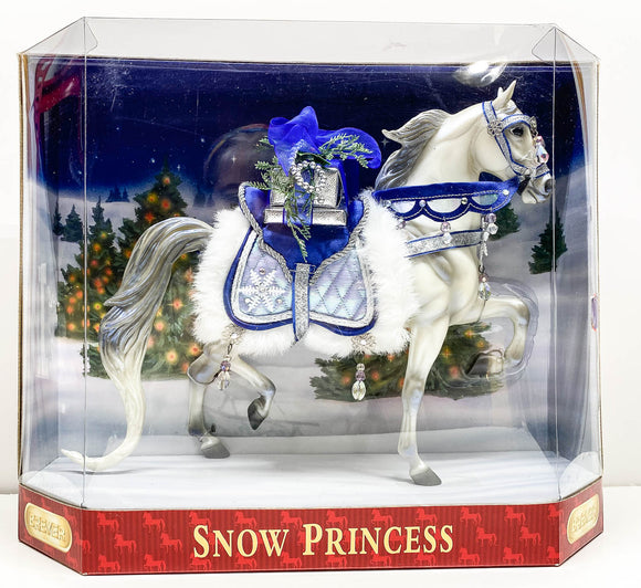 2006 Holiday Horse - Rejoice ~ Snow Princess