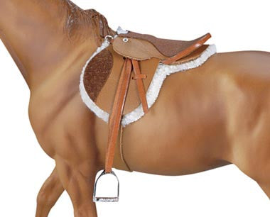 Devon English Hunt Seat Saddle - triple-mountain