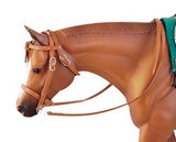 Leather Western Show Bridle