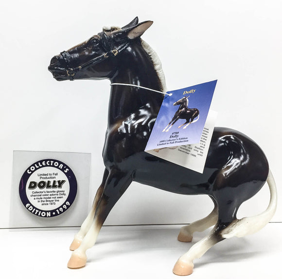 Balking Mule ~ Dolly - 6-Month Release w/ Hangtag & Sticker