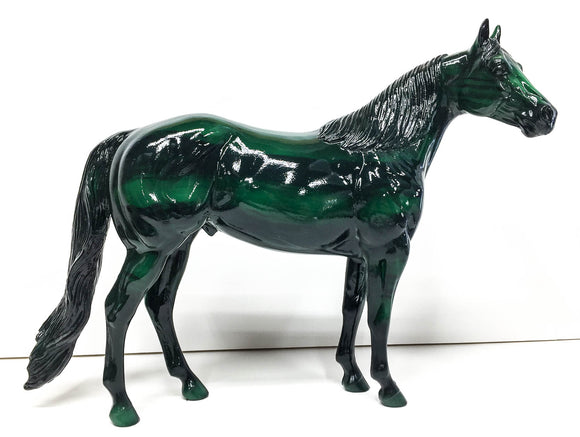 Ideal Stock Horse ~ Malachite - Only 750 Made