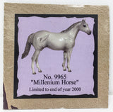 Ideal Stock Horse ~ Millenium Horse