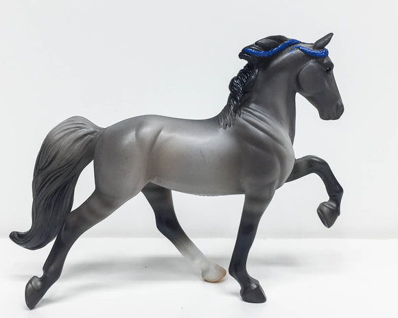 Tennessee Walking Horse, Grulla