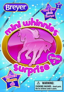 Mini Whinnies Surprise Packs, Series 2 (Single Packs)