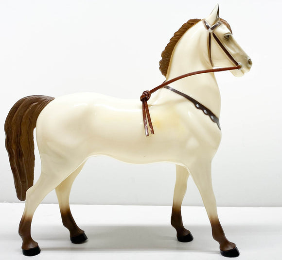 Chubby Horse ~ Dale Evans' Buttermilk