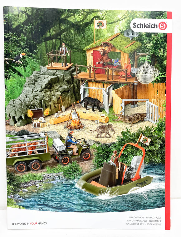 2017 Schleich Dealer Catalog July - Dec