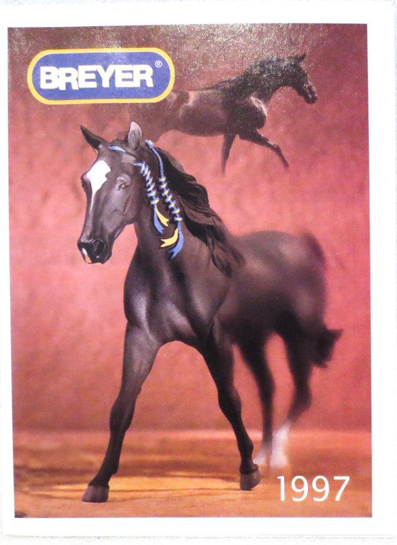 1997 Breyer Box Brochure - triple-mountain
