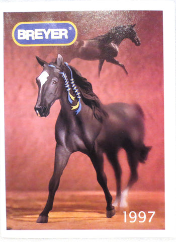 1997 Breyer Box Brochure