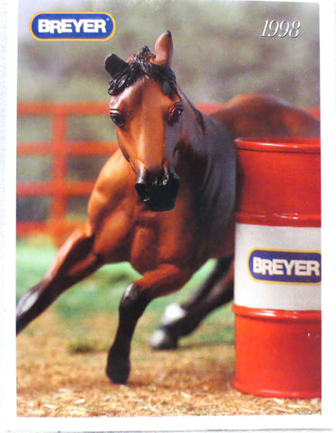 1998 Breyer Box Brochure