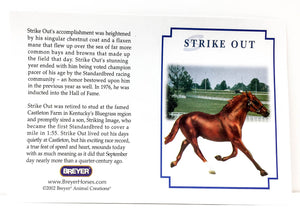 Pacer ~ Strike Out Bio Card
