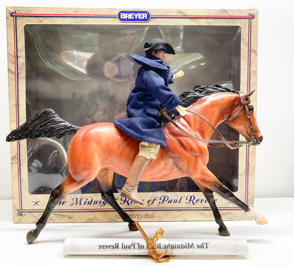 Black Beauty ~ The Midnight Ride of Paul Revere