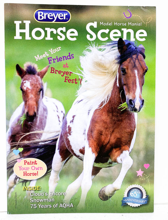 2015 Breyer Box Brochure - Pinto Ponies