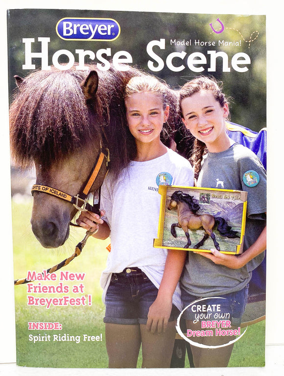 2017 Breyer Box Brochure - Svali fra Tjorn