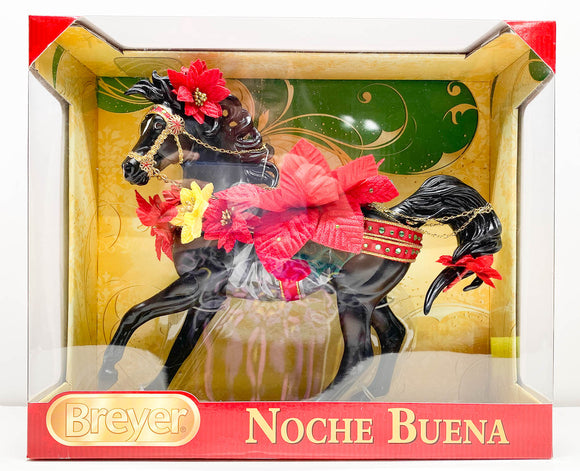 2012 Holiday Horse - Etheral ~ Noche Buena - Unopened!