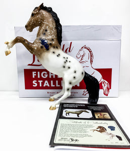 Fighting Stallion ~ Leopold - Vintage Club