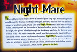 Goffert ~ Night Mare, 2014 Halloween Special Run