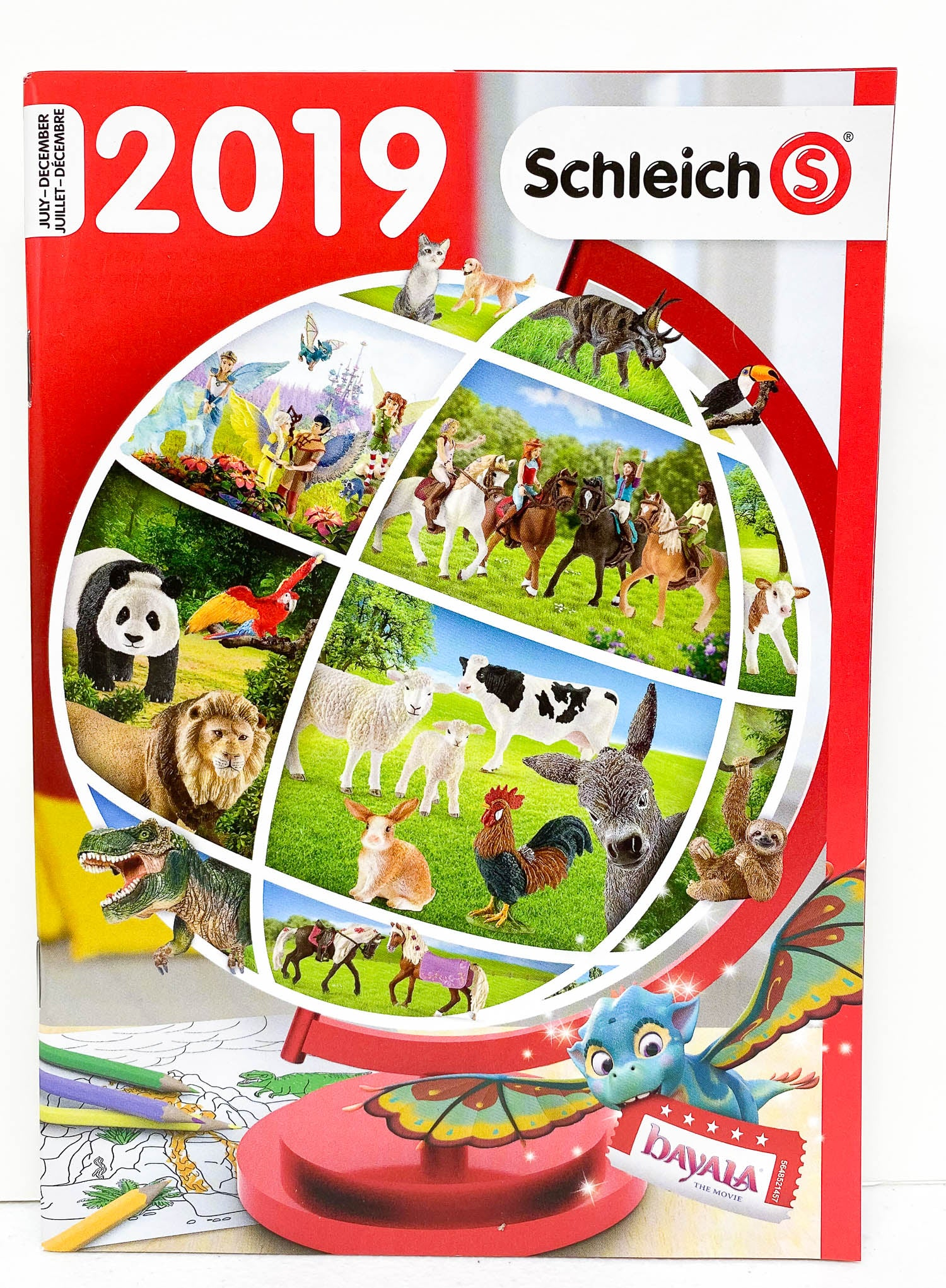 Schleich Brochure - 2019, July-Dec