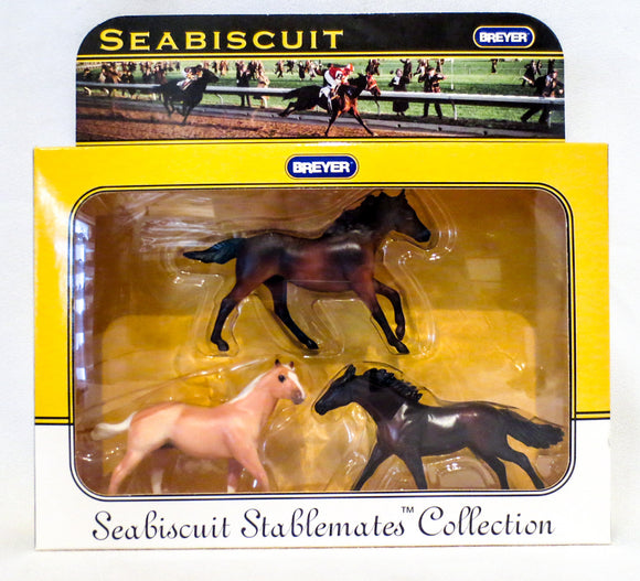 Seabiscuit Stablemates Collection